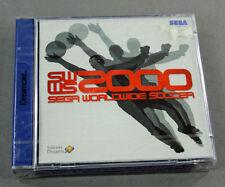 Sega Worldwide Soccer 2000 für Dreamcast #8.8 3175M10