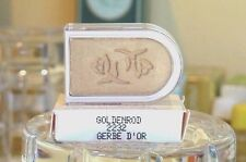 Rare new Mary Kay Golden Rod Signature Eye Color or Powder Perfect Shadow HTF
