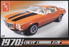 AMT [AMT] 1:25 1970 1/2 Camaro Z28 Plastic Model Kit AMT635