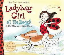 Ladybug Girl at the Beach-ExLibrary