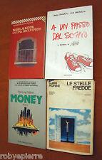 Lotto 4 libri La casa degli spiriti Le stelle fredde Money A un passo dal sogno