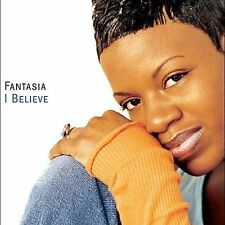 I Believe / Chain of Fools / Summertime Fantasia Barrino MUSIC CD
