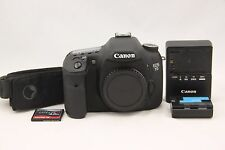 Canon EOS 7D 18.0 MP DSLR Camera Body. Very Good Cond. 53,124  Shots. Ships Fast