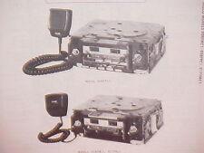 1979 DELCO GM CORVETTE BUICK OLDSMOBILE PONTIAC CB/AM-FM RADIO SERVICE MANUAL