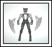 Power Rangers Jungle Fury: Sound Fury Black Bat Ranger _ ** Must See **