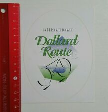Aufkleber/Sticker: Internationale Dollard Route (160416187)