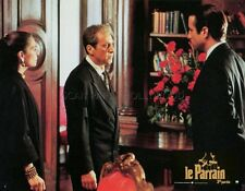 AL PACINO ANDY GARCIA THE GODFATHER: PART III 1990 VINTAGE LOBBY CARD #1