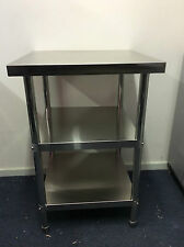 Brand New Stainless Steel Bench 900x600x900 mm