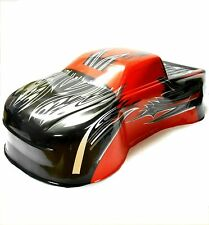 BS810-031R RC 1/8 Scala Monster Truck Corpo Shell Cover Rosso