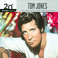 20th Century Masters - The Millennium Collection: The Best of Tom Jones...