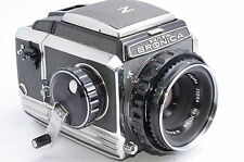 Zenza Bronica S2 with nikon Nikkor-P 75mm f2.8 6×6 Medium Format From Japan