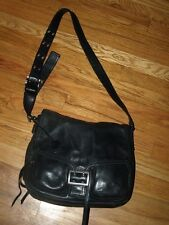 Woman's leather bag BANANA REPUBLIC Size 13-12-4 inch