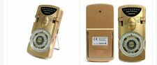 SAMICK SDM-300 Digital Quartz Metronome with Volume Control Gold color