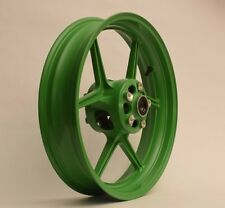 NEW GREEN Front Wheel ZX6R 2005-2012 ZX10R 2006-2010 636 Rim 2007 2008 2009