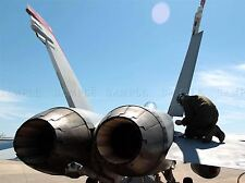 WAR MILITARY AIR FORCE FIGHTER JET THRUST ENGINE TAIL FIN WING ART PRINT BB3307A