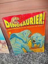 Dinosaurier!, Band 5, eine De Agostini Spiel- und Lernsammlung