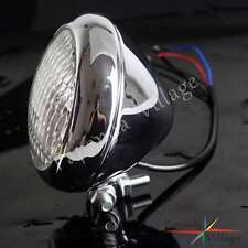 Retro Motorcycle Head Light For Triumph BSA Cafe Racer Bobber Chopper Vintage