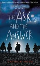 The Ask and the Answer: Chaos Walking: Book Two-ExLibrary
