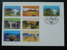 world heritage in Australia Tasmania maximum card United Nations UNO 70315