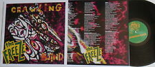 LP THE FREEZE Crawling Blind (Re) Gummopunx Records GPR-014 - MINT/MINT
