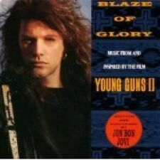Jon Bon Jovi Blaze of glory (1990) [Maxi-CD]