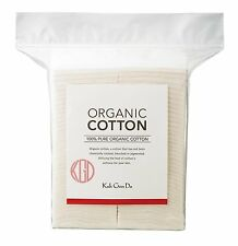 Koh Gen Do 100% Pure Organic Cotton 80 Sheets from Japan