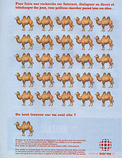 Publicité 1999  SPRAY  naviguez sur Internet facilement !!  www.spray.fr