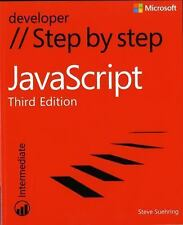 JavaScript by Steve Suehring (2013, Paperback, New Edition)