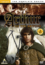 ARTHUR OF THE BRITONS - THE COMPLETE SERIES - DVD - REGION 2 UK