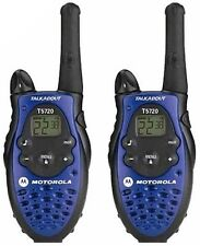 MOTOROLA TALKABOUT T-5720 Two Way Radio Walkie Talkie With  Handfree Feature