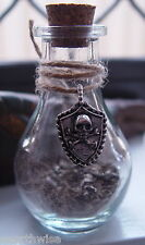 GRAVEYARD DIRT 30g Wicca Pagan Witch POISONERS SPELL BOTTLE