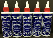 Wahl Geniune Clipper Oil X 5 - 118ml for Hair Clipper (3310-817)