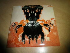 THE SHAKY HANDS - LUNLIGHT - MEMPHIS INDUSTRIES !!!!!!!!!!!!RARE DJ PROMO CD