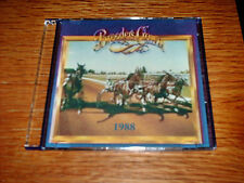 BREEDERS CROWN DVD 1988 Harness Horse Racing Video PEACE CORPS  VALLEY VICTORY
