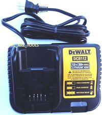 Dewalt DCB112 12V-20V MAX Lithium Battery Charger,For Drill,Saw,Grinder 20 volt