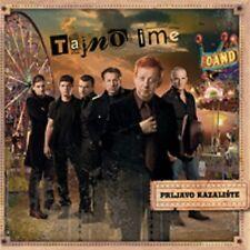 Prljavo Kazaliste - Tajno ime, CD Album