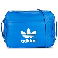 New ADIDAS ORIGINALS AIRLINER BAG Blue/school bag/ messenger bag/travel/unisex