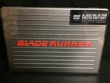 Blade Runner Limited Edition 5 DVD Gift Set WITH BRIEFCASE AND ALL ACCESSORIES