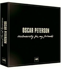 OSCAR PETERSON - EXCLUSIVELY FOR MY FRIENDS 6 VINYL LP NEU