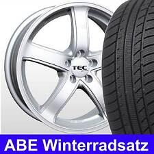 """16"""" ABE Winterräder ASA AS1 CS Winterreifen 205/55 für Mercedes C-Klasse W204"""