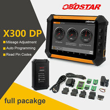 OBDSTAR X300 DP FULL K-ey Programmer Diagnostic Mileage Odometer Correction Tool