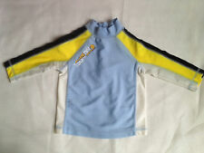 NWT BABY GAP BOY'S RAGLAN RASH GUARD TOP (3-6M)