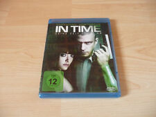 Blu Ray In Time - 2012 - Justin Timberlake & Amanda Seyfried