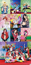 GIRLS GENERATION-I GOT A BOY  CD NEW