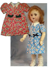 Pattikins Bleuette Presentation 1946 Dress & Bloomers Kit Price Reduced