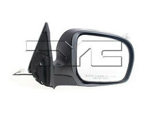 TYC Right Side Mirror Assy for Subaru Forester Power Non Heat 2009-2010 Models
