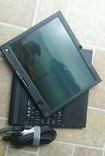 Lenovo Thinkpad X61 Tablet C2D  80GB HDD 2GB RAM wifi Touchscreen -BIOS LOCKED
