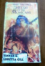 The Last Of The Mohicans (VHS 1992) Daniel Day-Lewis Madeleine Stowe