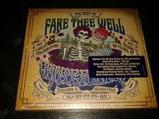 GRATEFUL DEAD 'FARE THEE WELL' 2 CD SET (2015)