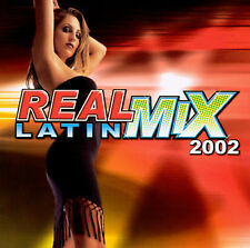 Various : Real Latin Mix 2002 CD (2001)